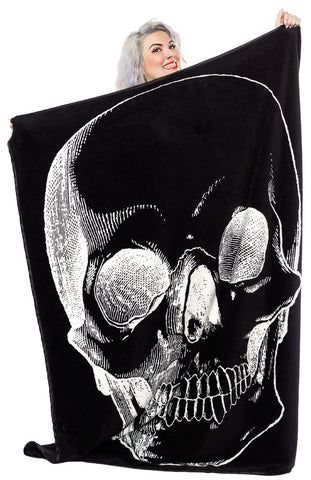 Anatomical Skull Blanket