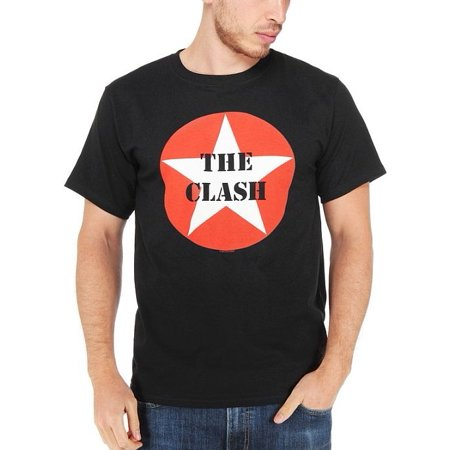 The Clash Star Logo Shirt