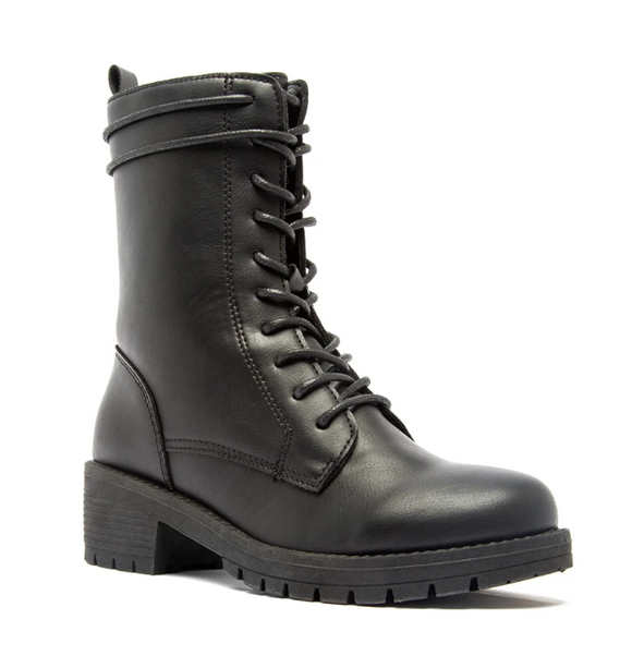 Riot Girl Lace Up Boots
