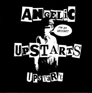 Angelic Upstarts Patch