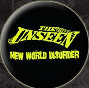 Unseen 'New World Disorder' Pin - DeadRockers