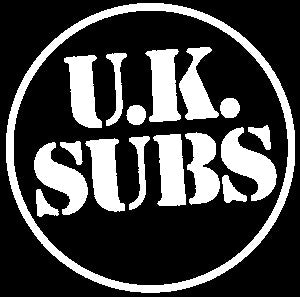 UK Subs Patch - DeadRockers