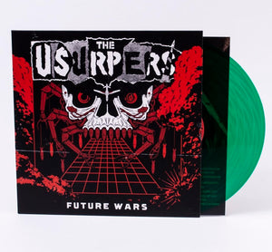 The Usurpers - Future Wars LP