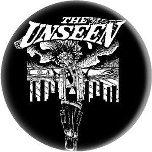 The Unseen Crucifixion Pin
