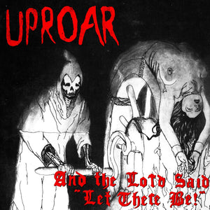 Uproar - And the Lord Said LP