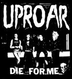 Uproar Back Patch - DeadRockers