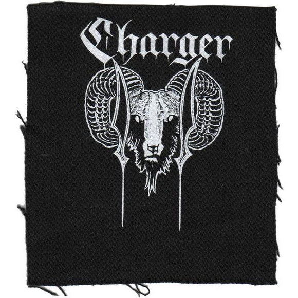 Charger Ram Patch