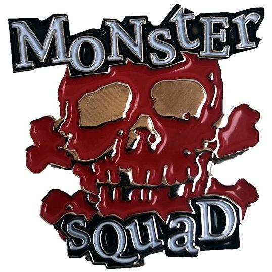 Monster Squad Enamel Pin