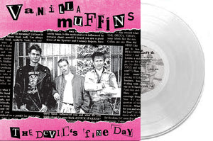 Vanilla Muffins - The Devil's Fine Day LP Exclusive Clear Vinyl