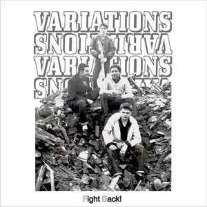 Variations - Fight Back! LP