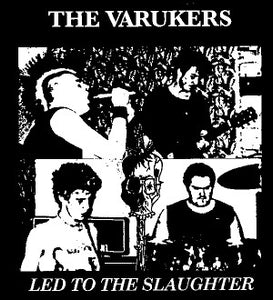 The Varukers 'Slaughter' Patch
