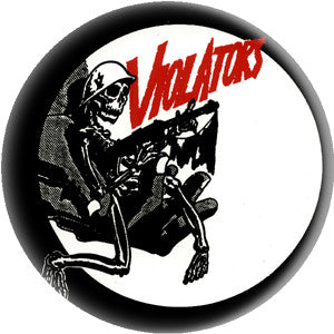 Violators Pin - DeadRockers