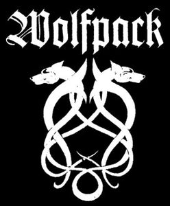 Wolfpack 'Wolf logo' Patch - DeadRockers