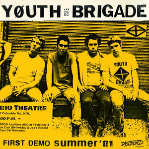 Youth Brigade - First Demo Summer '81 7""