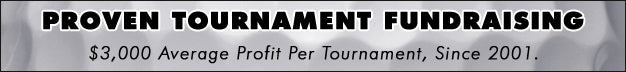 SuperTicket Tournament Fundraising Package Proven Tournament Fundraising