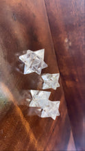 Load image into Gallery viewer, Clear Quartz Merkaba