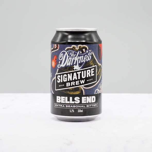 SIGNATURE BREW x THE DARKNESS - BELL'S END 5.2%
