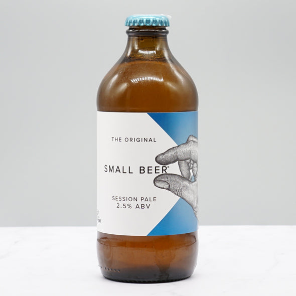 THE ORIGINAL SMALL BEER - SESSION PALE 2.5%