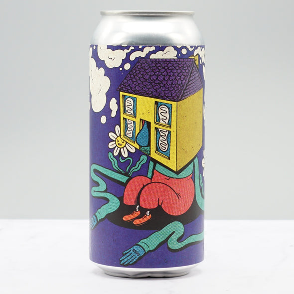 LEFT HANDED GIANT - BACK AT THE HOUSE 6.5%