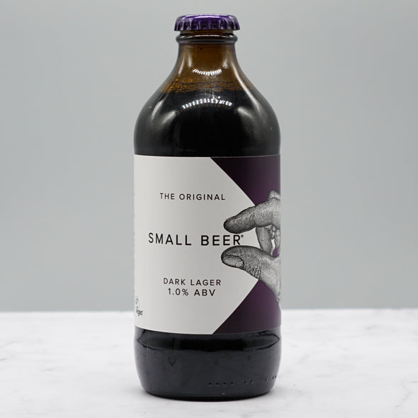 THE ORIGINAL SMALL BEER - DARK LAGER 1%