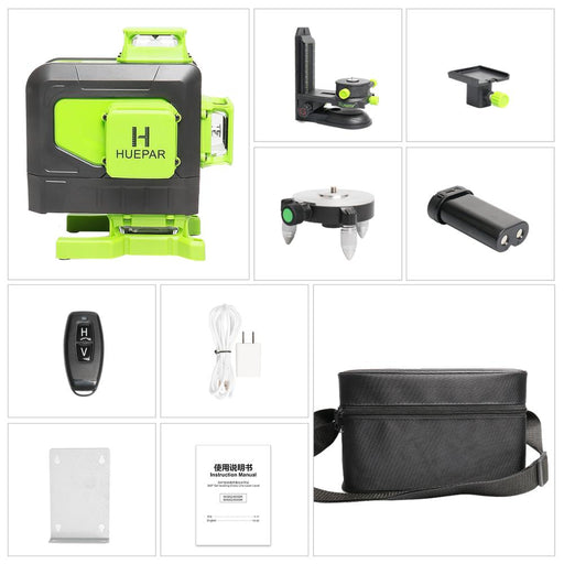 Huepar 904DG laser level