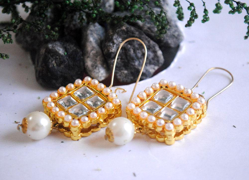 Kundan Karigiri Earrings