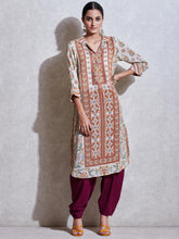 Load image into Gallery viewer, Pink Solid Dhoti Pant