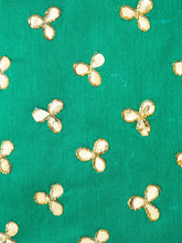 Load image into Gallery viewer, Green Embroidered Potli Bag