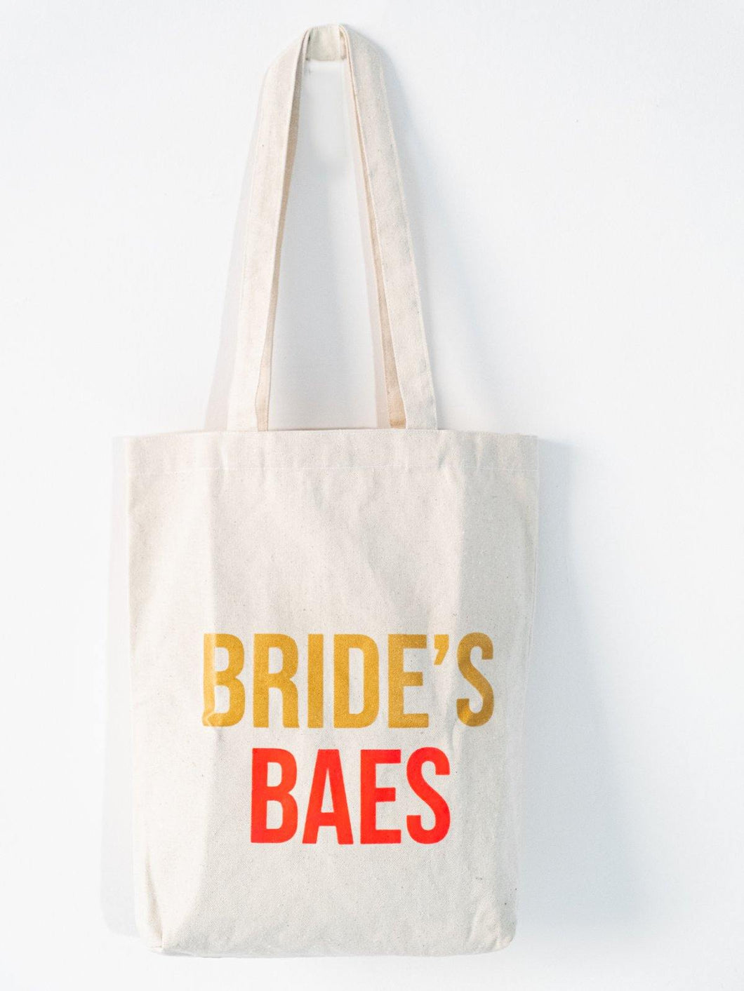 Bride's Baes Tote Bag