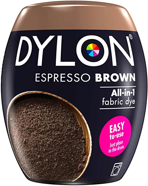 Dylon espresso brown