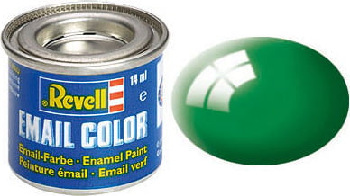 Revel hobby paint emerald green 61