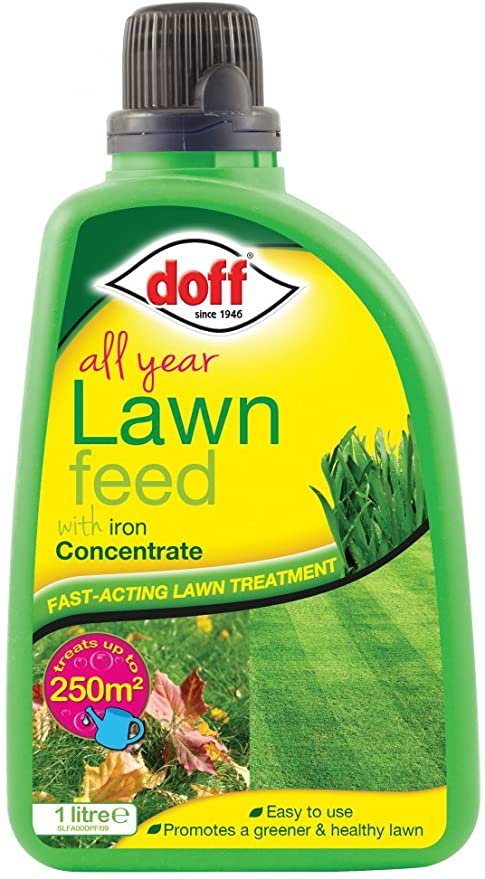 Doff all year lawn feed 1 litre