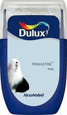 Dulux tester mineral mist