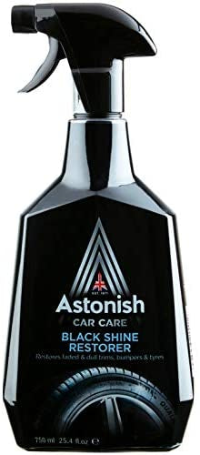 Astonish black shine restorer