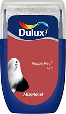 Dulux Tester Pepper Red Matt