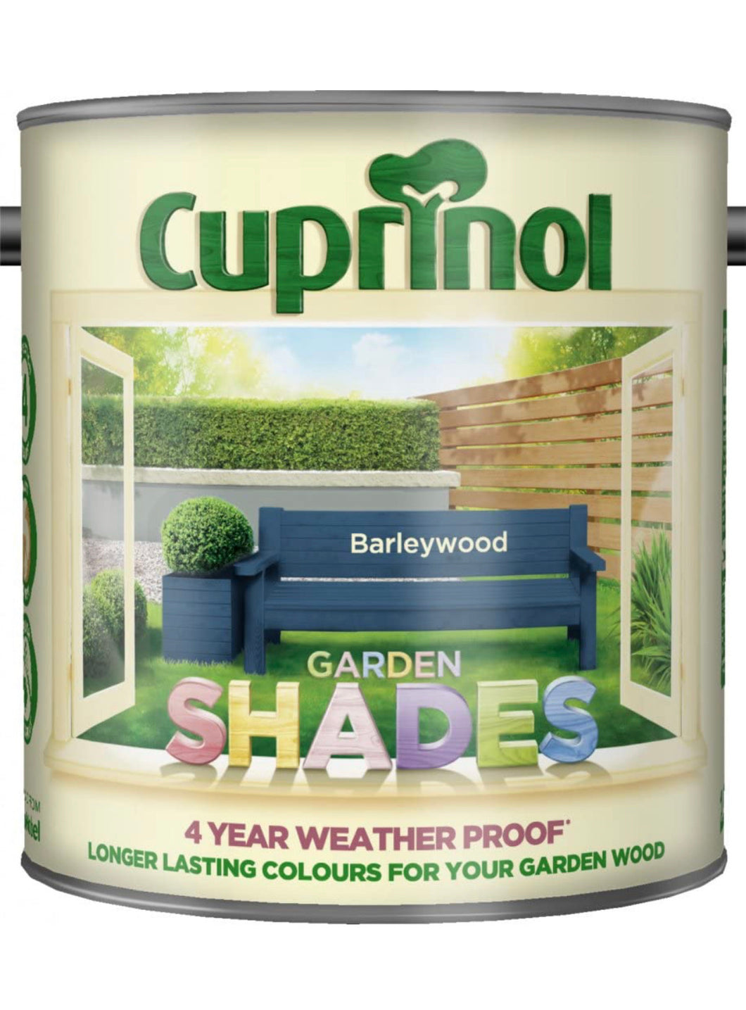 Cuprinol Garden Shades - 125ml - Barleywood