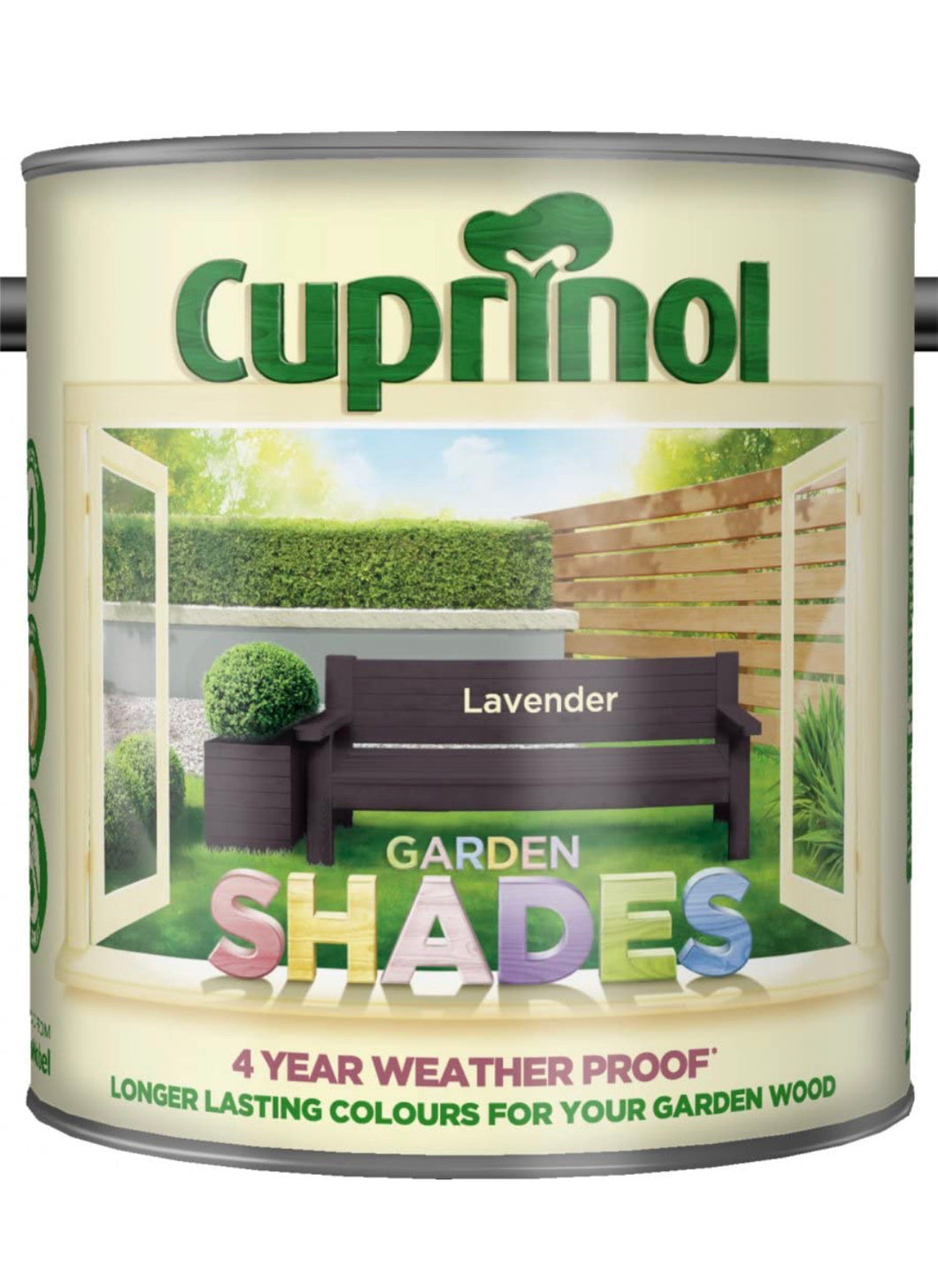 Cuprinol Garden Shades - 125ml - Lavender