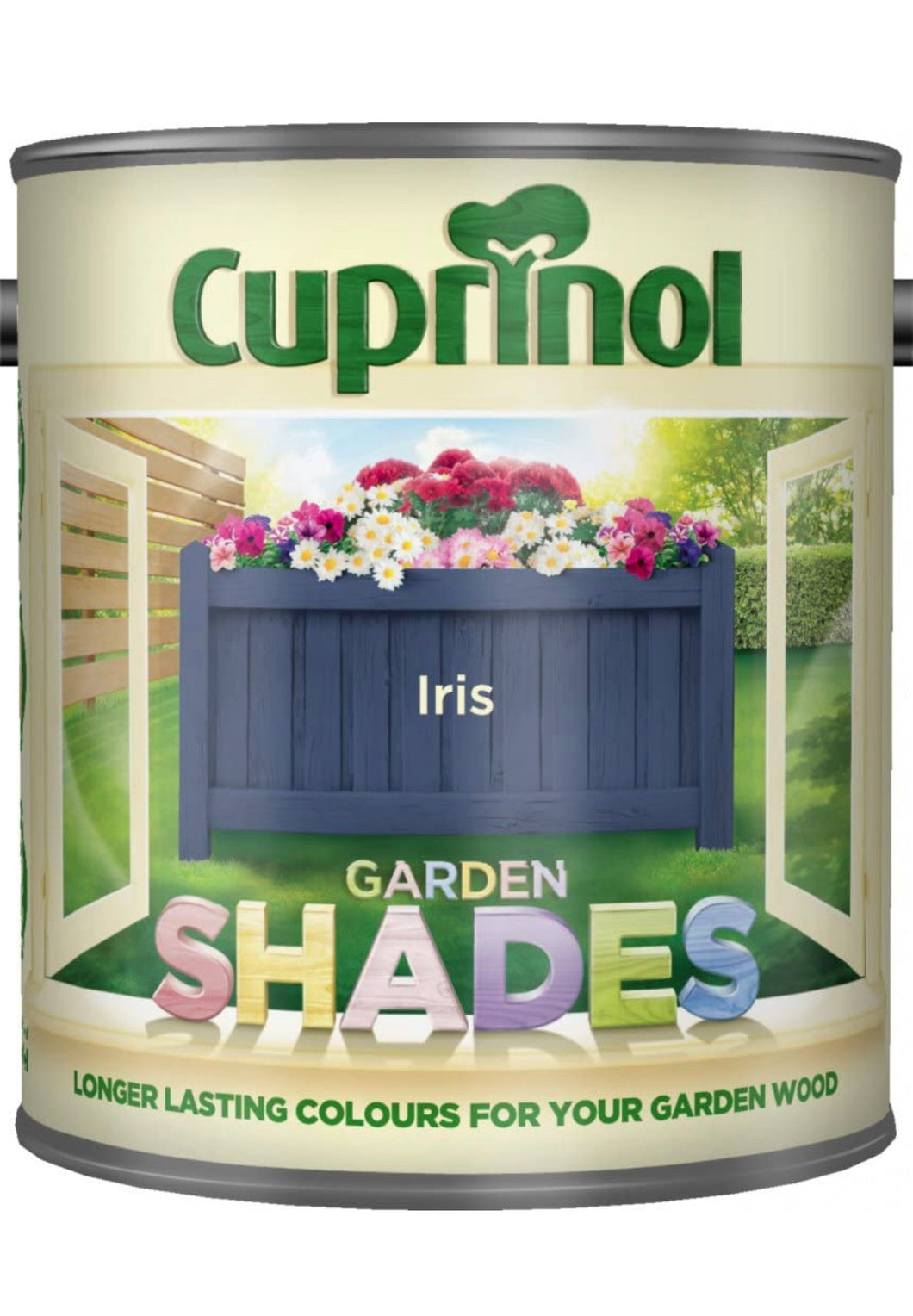 Cuprinol Garden Shades - 125ml - Iris