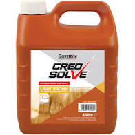 Creocote / Creosote Light Brown 4L