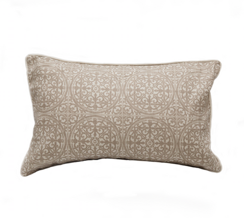 Rosewindow Lumbar Pillow