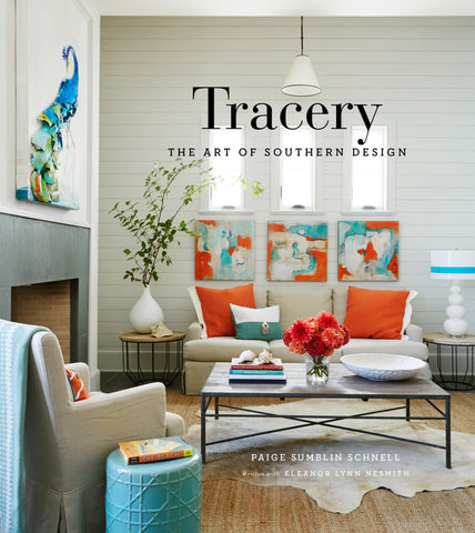 Tracery: The Art of Southern Design - Signed Copy!