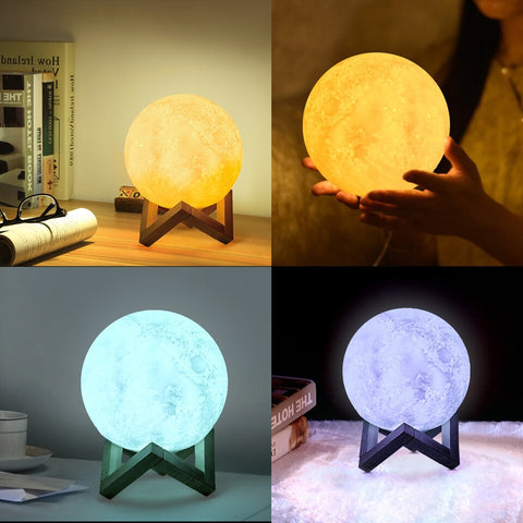 Royal Moon Lamp