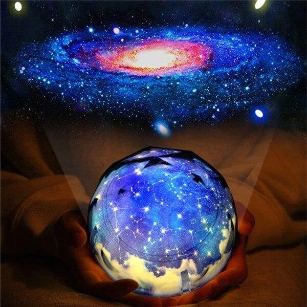 The Galaxy Lamps