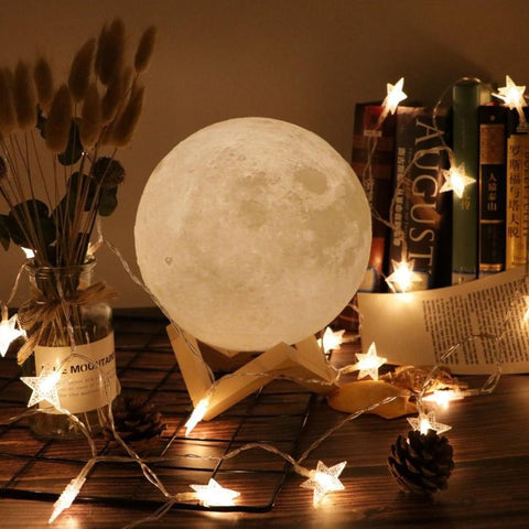 Moon Lamps Home Décor