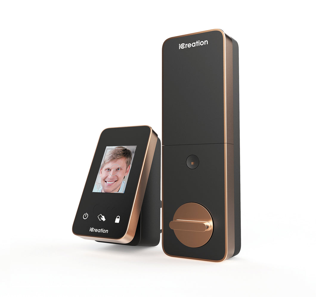 ICreation Facial Recognition Doorlock 2