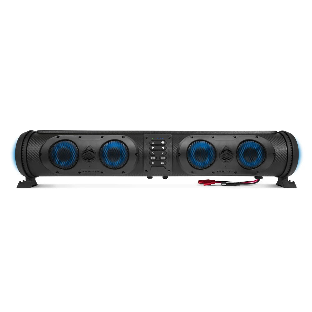 Ecoxgear SoundExtreme IP66 Waterproof Powersports Sound Bar