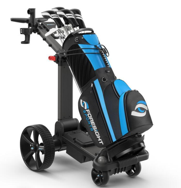 Foresight Sports ForeCaddy Self Following Golf Cart