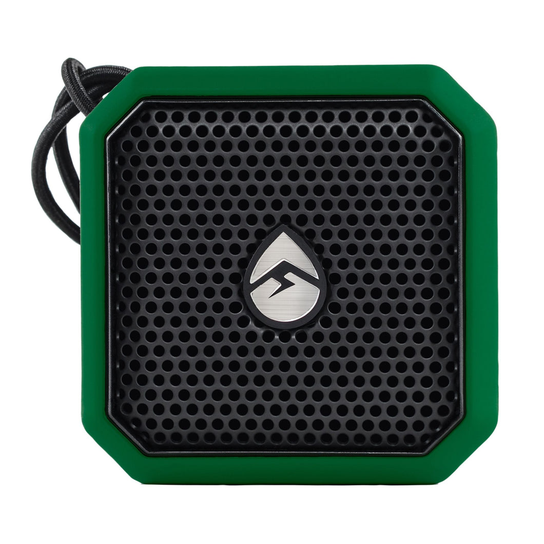 Ecoxgear Ecopebble Lite IP67 Waterproof Bluetooth Speaker (Hunter Green)