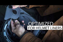 Load image into Gallery viewer, Ecoxgear Ecopucks IP67 Waterproof Wired Helmet Audio