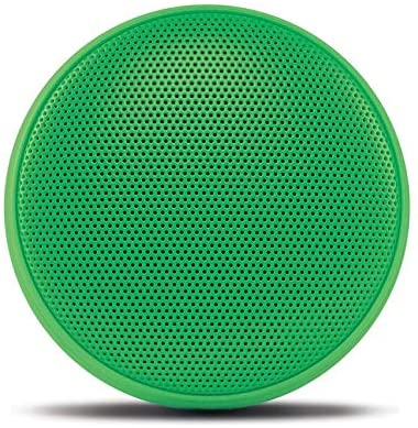 Ecoxgear EcoDrop IP65 Waterproof Bluetooth Speaker (Lime)